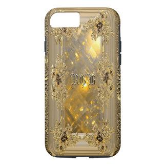 Vanfleet Mirage Girly Victorian Monogram iPhone 8/7 Case