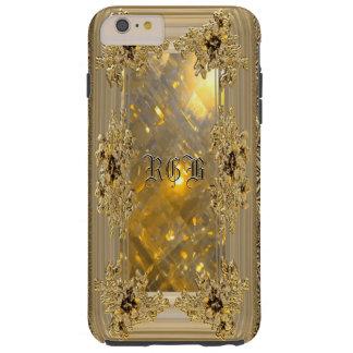 Vanfleet Mirage Victorian  6/6s Chic Monogram Tough iPhone 6 Plus Case