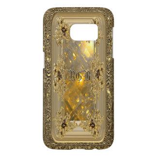 Vanfleet Mirage Victorian Girly Monogram Samsung Galaxy S7 Case