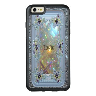 Vanfleet Victorian Girl Monogram Elegance OtterBox iPhone 6/6s Plus Case