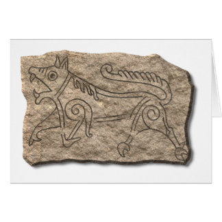 Vang stone card