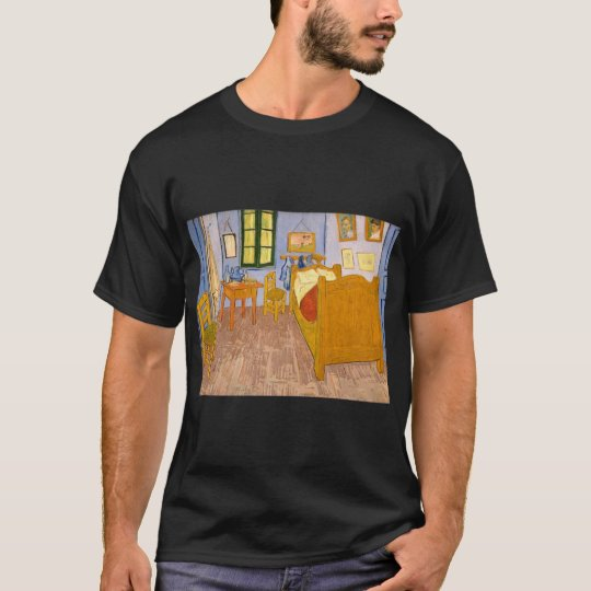 vangogh bedroom arles  vincent willem van gogh 185 T-Shirt