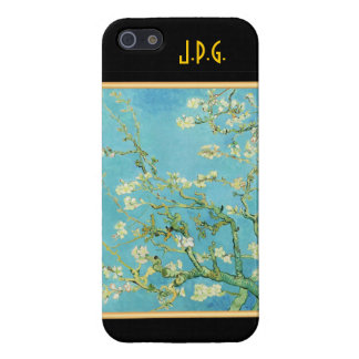 VanGogh Flower Almond Blossoms iPhone Cases Covers