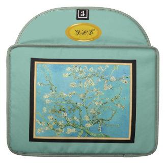 VanGogh Flower Almond Blossoms MacBook Pro Sleeves