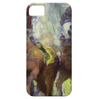 vangogh_horseracinghk iPhone SE/5/5s case