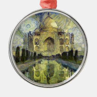 vangogh india metal ornament