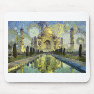 vangogh india mouse pad