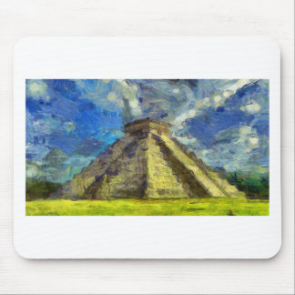 vangogh mexico mouse pad