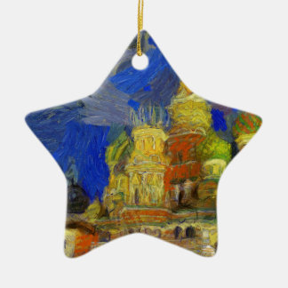 vangogh moscow ceramic ornament