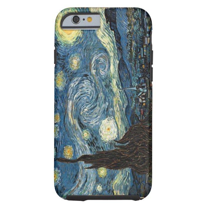 Vangogh Starry Night iPhone 6 case | Zazzle.com