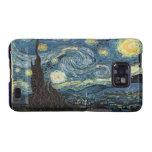 Vangogh Starry Night Samsung Galaxy S Case Samsung Galaxy SII Covers