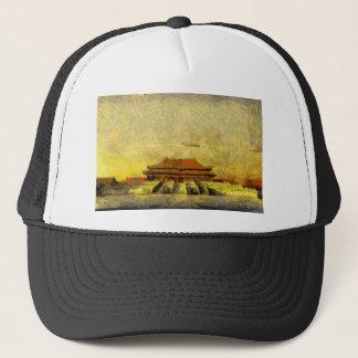 vangoghize_Forbidden-City Trucker Hat