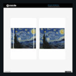 "vangoh on stuff kindle fire decal<br><div class=""desc"">indulge.be smaret and look it if you arent.</div>"