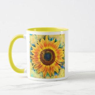 VanGough Sunflowers , Mug