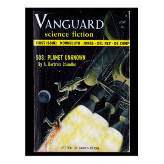 Vanguard_Pulp Art Postcard