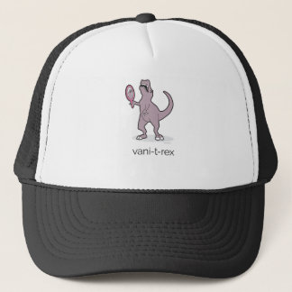 Vani-T-Rex Trucker Hat