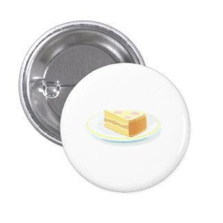 Vanilla Cake Pinback Buttons