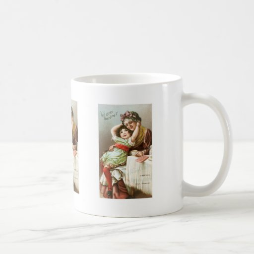 Vanilla Child with Grandmother Mugs