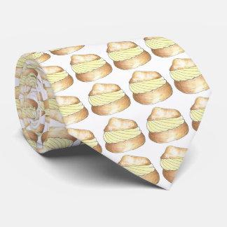 Vanilla Cream Puff Puffs Creampuff Dessert Tie