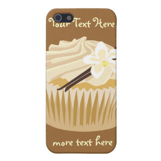 Vanilla Cupcake Case For iPhone SE/5/5s