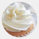 Vanilla Cupcake  Photograph ll Stickers