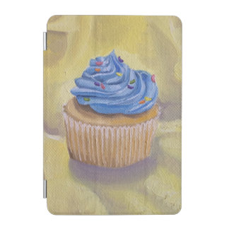 Vanilla Cupcake, Sprinkles, Painting iPad Mini Cover