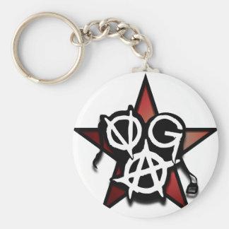 Vanilla Gorilla Star-01 (1).png Basic Round Button Keychain
