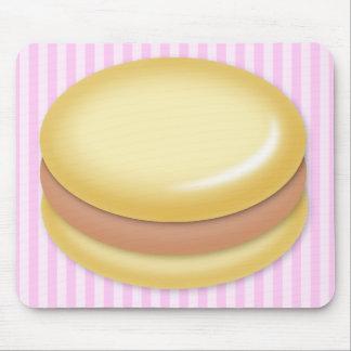 Vanilla Macaron Mouse Pad