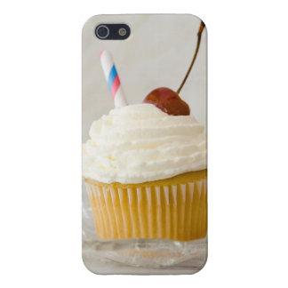 Vanilla Malt Cupcake iPhone Case