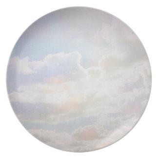 Vanilla Sky Plate