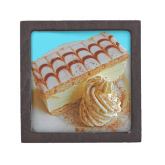 Vanilla Slice Premium Jewelry Box
