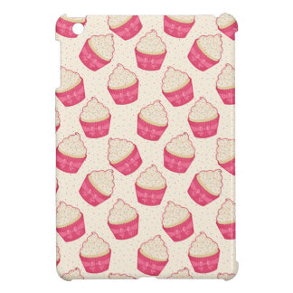 Vanilla Sprinkle Cupcake Pattern Case For The iPad Mini