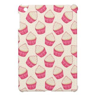 Vanilla Sprinkle Cupcake Pattern Case For The iPad Mini