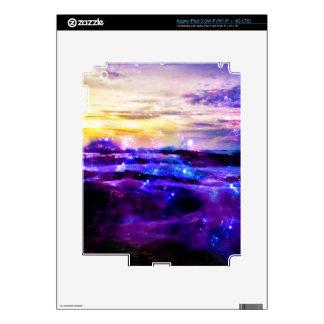 Vanilla Twilight iPad 3 Decal
