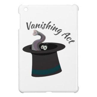 Vanishing Act iPad Mini Cases