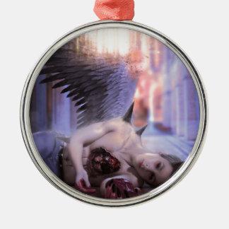 Vanishing Metal Ornament