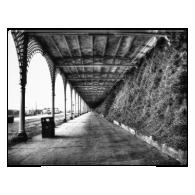 Vanishing Point Art Photo