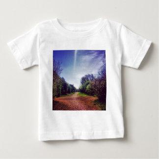 Vanishing point baby T-Shirt