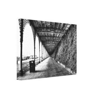 Vanishing Point Canvas Prints