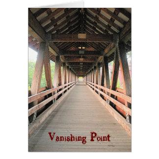 Vanishing Point Card