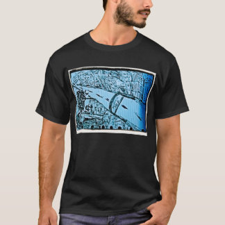 vanishing point drawing 2 T-Shirt