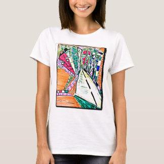 vanishing point drawing T-Shirt