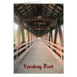 Vanishing Point Greeting Cards