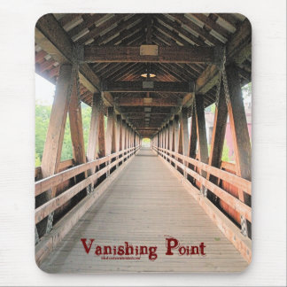 Vanishing Point Mouse Pad