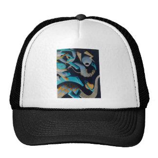 Vanishing Shapes III Trucker Hat