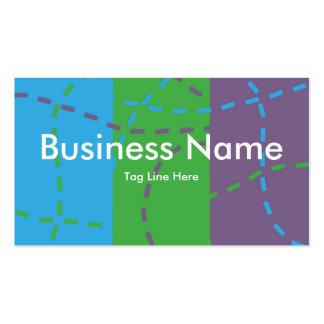Vanishing Trails B/P/G Business Card