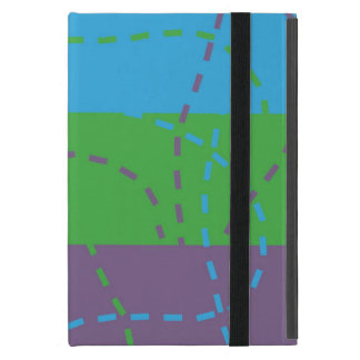 Vanishing Trails B/P/G Cases For iPad Mini