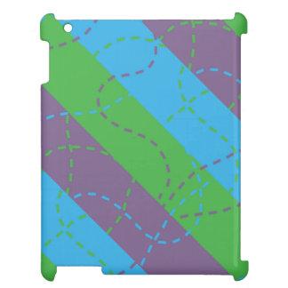 Vanishing Trails B/P/G iPad Case