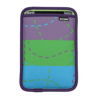 Vanishing Trails B/P/G Sleeve For iPad Mini