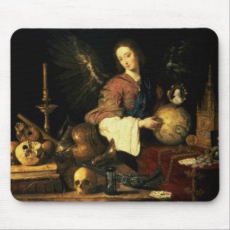 Vanitas, c.1634 tapetes de ratón